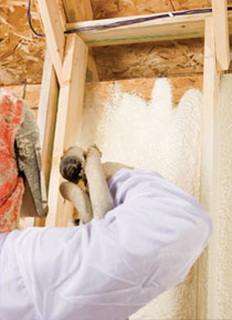 Spray Foam Insulation Services and Benefits